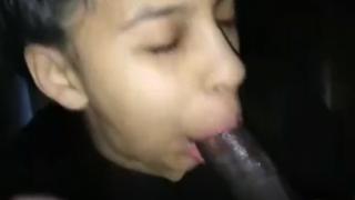 Une bonne dose de pipe pour ce rebeu